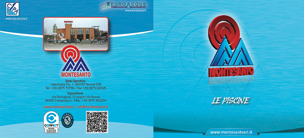 promozione piscine montesanto