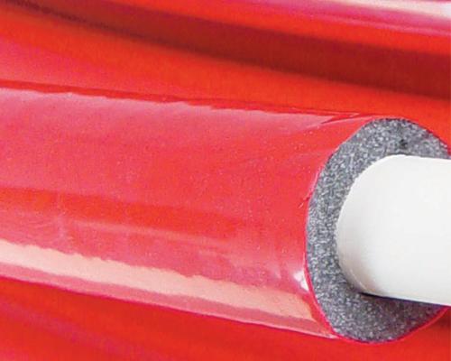 Tubo multistrato Geberit MeplaTherm in rotoli