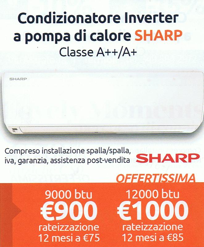 condizionatori-sharp